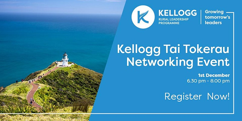 Kellogg Tai Tokerau - Networking Event