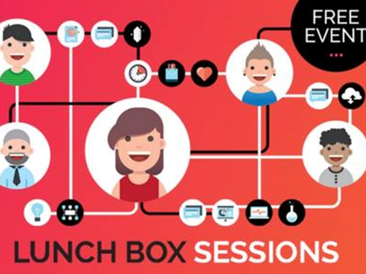Lunchbox Session | 5 steps to creating a killer marketing plan
