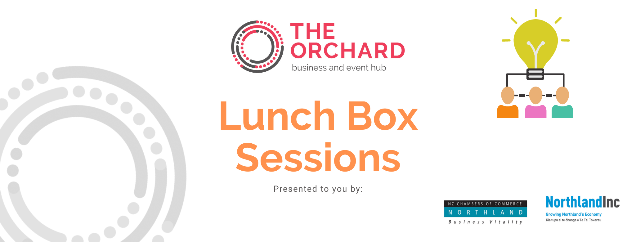 LunchBox Session #3 -Photography, top tips for good pics.