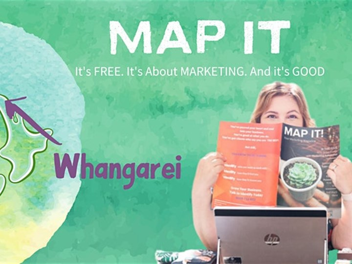 MAP IT - Free Marketing Training for Small Business Owners