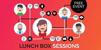 Lunch Box Session #15 - Blogging for business: worthy words